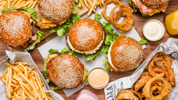 Course's Suggestion - Mister Burger, Eastwood (NSW)