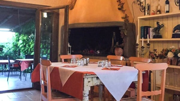 Vista locale - La Solina, Montemerano, Manciano