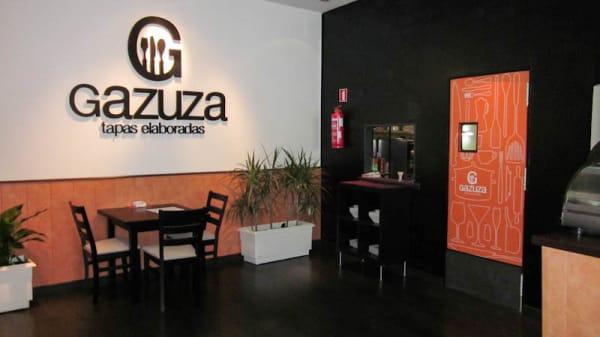 Vista sala - Gazuza, Sevilla