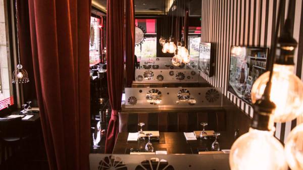 Sala del restaurante - Patio Japonés, Buenos Aires
