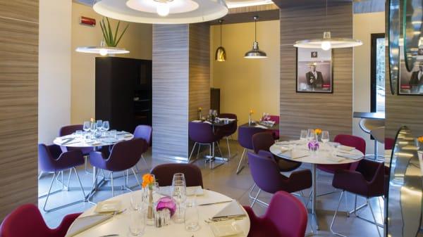 Sala del ristorante - La Grande Bellezza by Mercure Colosseo, Roma