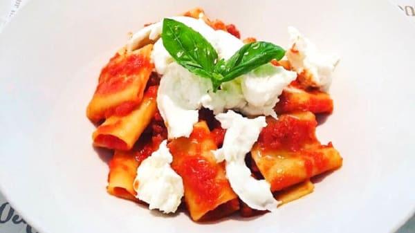 Suggermiento dello chef - Locanda dei Piaceri, Como