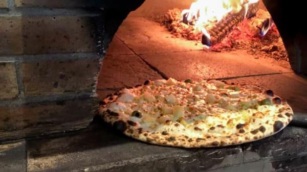 Pizza - Totorino, Paris