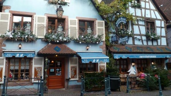 ext - Chez Roger Hassenforder, Kaysersberg-Vignoble