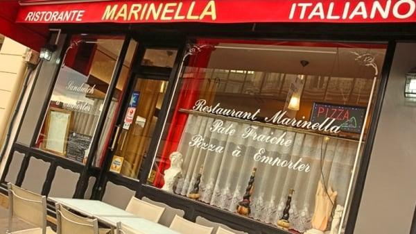 Bienvenue au restaurant Marinella - Marinella, Neuilly-sur-Seine