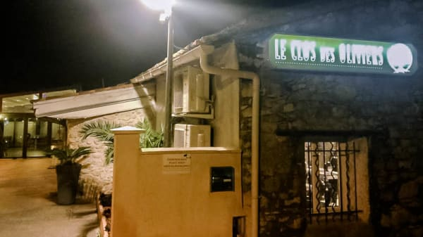 Extérieur - Le Clos des Oliviers, Lançon-Provence