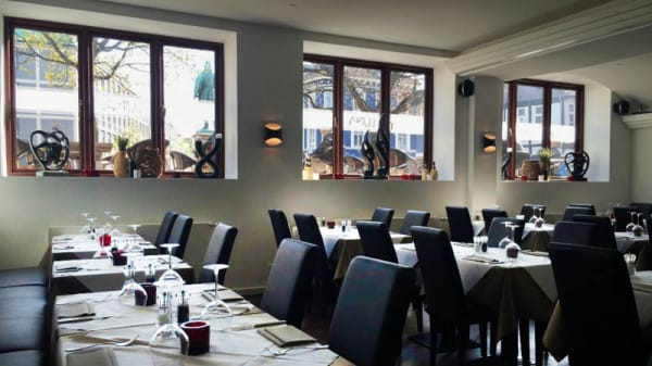 The dining room - Luna Ristorante, Randers