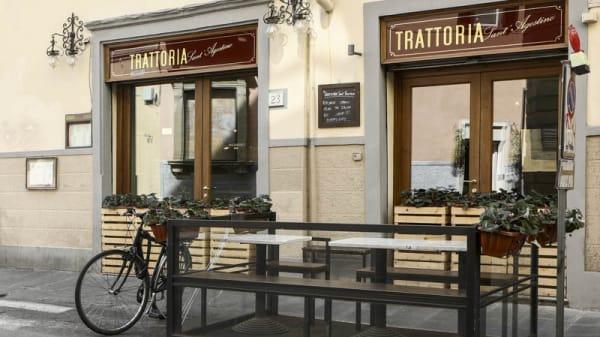 Terrazza - Trattoria Sant'Agostino, Firenze