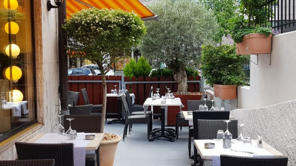 terrasse - Ristorante St Paul, Lausanne