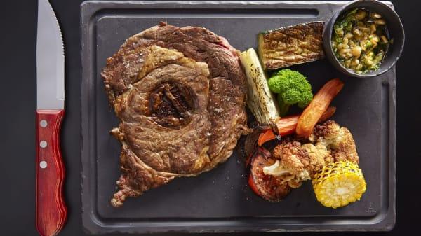 Suggestion du Chef - Le Beef - Steakhouse, Paris