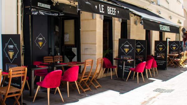 Le Beef - Steakhouse Viandes Maturées, Paris