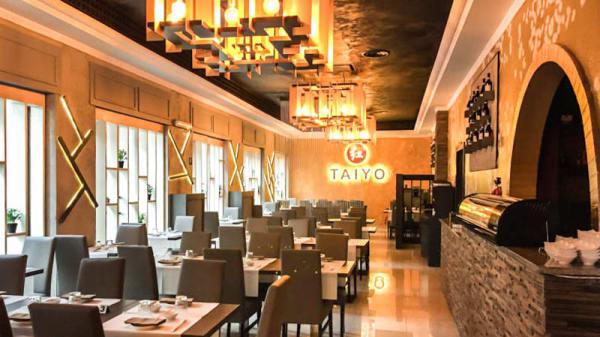 intérieur de la salle - Taiyo 5, Turin