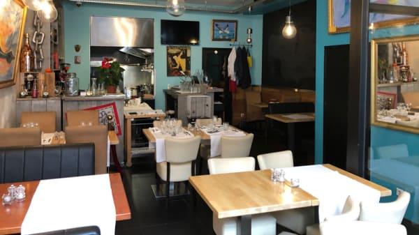 Restaurant - Roberto's Trattoria, Amsterdam