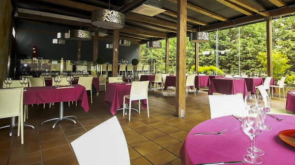 Vista terraza - La Bodegueta del Museu, Cornella De Llobregat