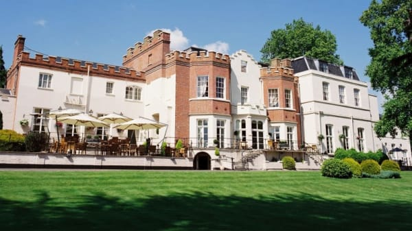 Photo 2 - The Restaurant at Taplow House Hotel, Maidenhead