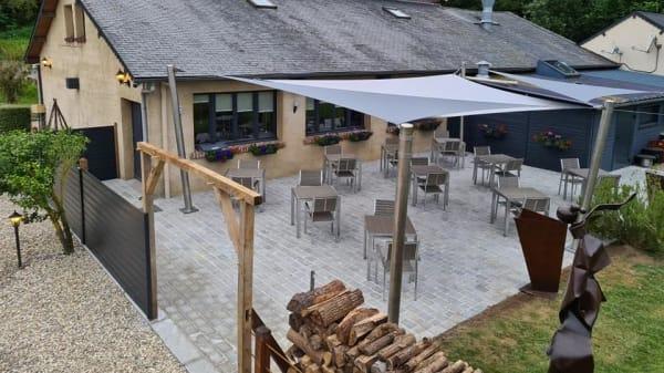 Le Bec Au Cauchois Restaurant Pierre Caillet, Valmont