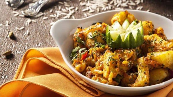 Sugerencia del chef - Bombay Grill, Tías