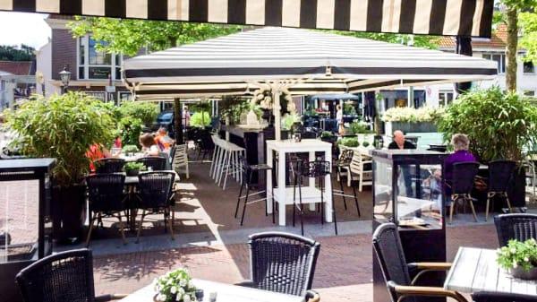 Terras - Brasserie Het Regthuys, Breukelen