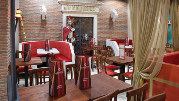Vista sala - IMPERIVM Lamezia Terme, Maida