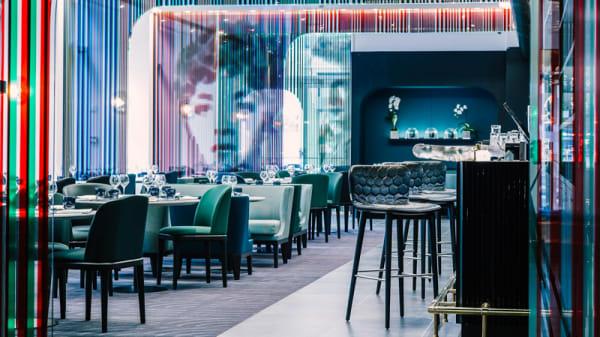 Vue de la salle - Restaurant Le 16.9e, Boulogne-Billancourt