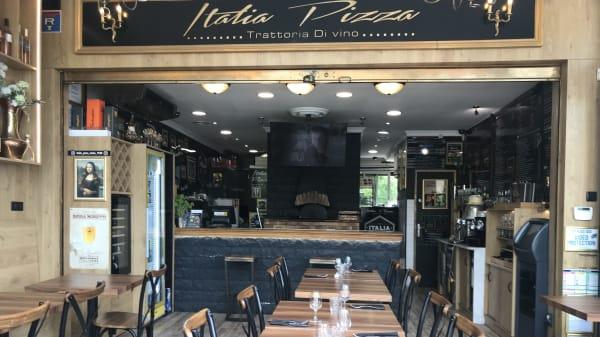 Italia Pizza, Marseille