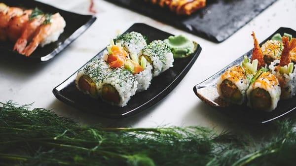 NiNi Sushi - NiNi Sushi, Humlebæk