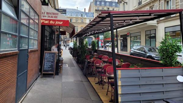 Bistrot Saint Isaure, Paris