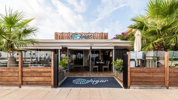 Fachada Restaurante Unlugar - unlugar, Castelldefels