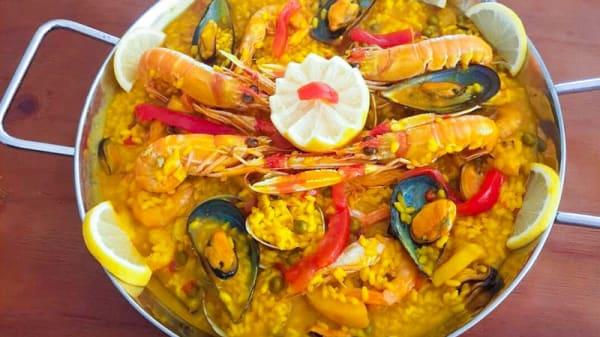 Sugerencia del chef - Venta Garrucho, Conil de la Frontera