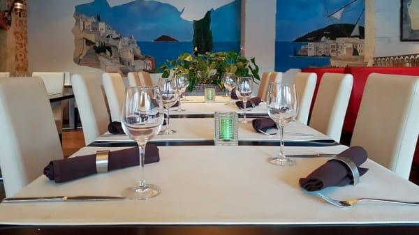 Het restaurant - Dionysos, Rotterdam
