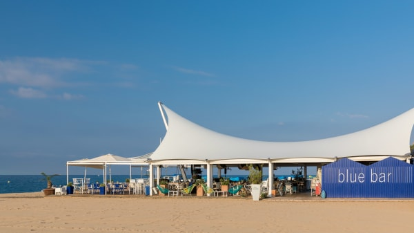 Blue Bar Beach Club by htopgroup, Calella