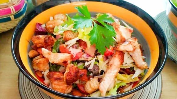 Sugerencia del chef - Bon Appetit, Moraira