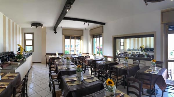 Sala - A.S. ristorante pizzeria, Veruno