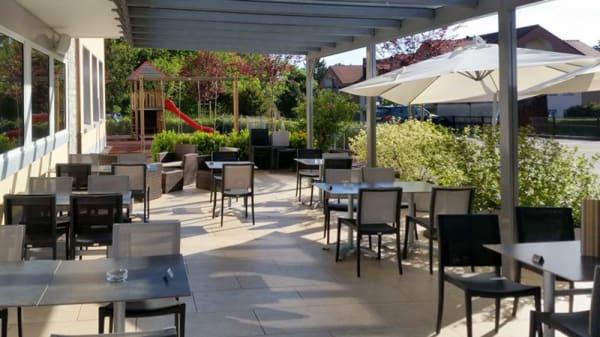 Terrasse - Restaurant de l'Union