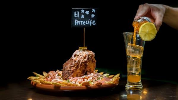 Restaurante El Arrecife, Madrid