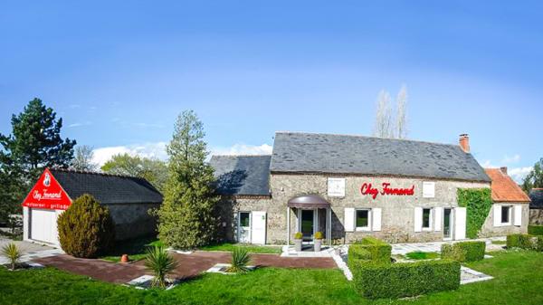 Devanture - Chez Fernand, Saint-Herblain