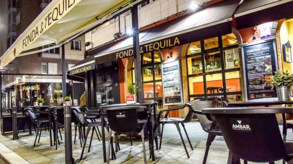Terraza - Fonda & Tequila, Gijón