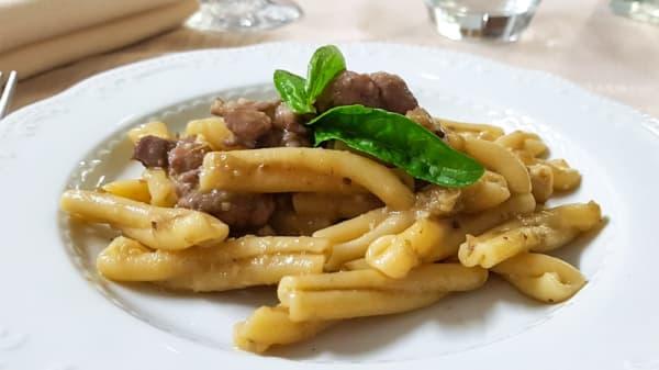 Suggerimento dello chef - Agriturismo La Montagna, Scisciano