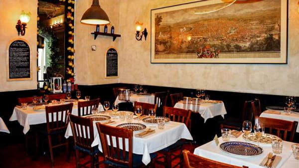 Suggerimento dello chef - Antica Osteria Brunetti, Roma
