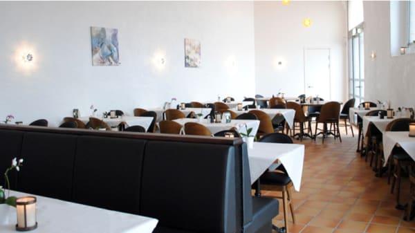 setting - Il Gabbiano, Langelinie Havn, København