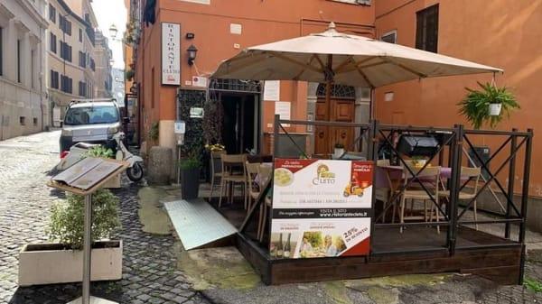 Ristorante Cleto, Rome