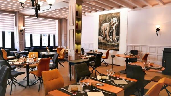 Restaurant de la porte Guillaume, Dijon