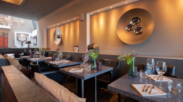 Het restaurant - Over de Tong, Zwolle