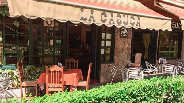 Vista fachada - La Casuca, Móstoles
