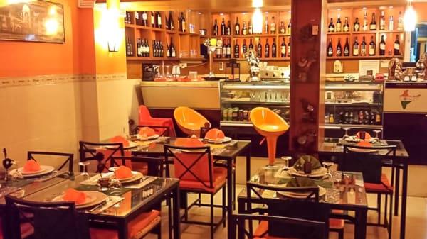 Sala - Welcome to India - Oriental Restaurant e Bar, Lisboa