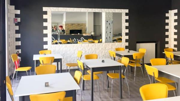 Salone ristorante - Chef To Be, Turin