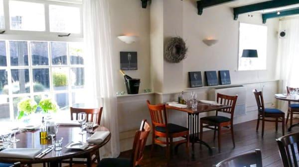 Het restaurant - Bistro 9, De Kwakel