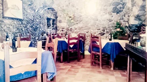 sala - La Pentola d'Oro, Tropea