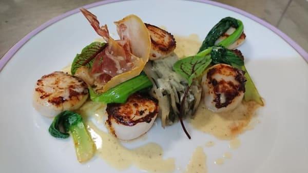 Plat - Restaurant ET, Rodez