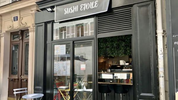 Sushi Etoile, Paris